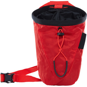 The North Face Chalk Bag Pro Fiery Red/TNF Black